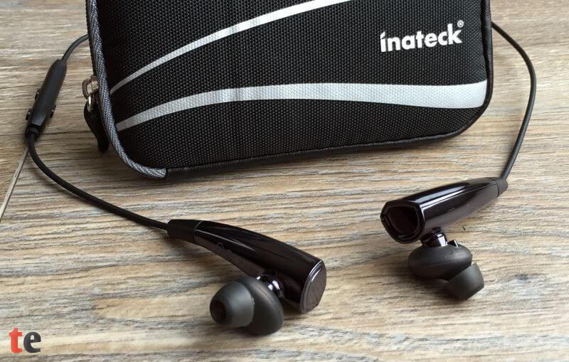 Die Bluetooth-Kopfhörer BH1001 unterstützen den hochwertigen Audio-Codec aptX, der eine Klangqualität erzeugt, die nahe an der einer CD herankommt.