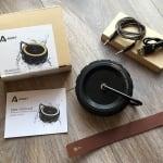 Lieferumfang des Aukey Outdoor Bluetooth Lautsprechers