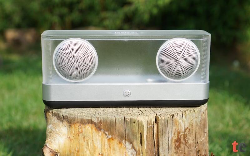 Bluetooth-Lautsprecher mit ultra-starkem Bass: Inateck BP2003