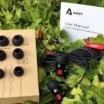 AUKEY In-Ear-Kopfhörer Empfehlung in der Einstiegsklasse