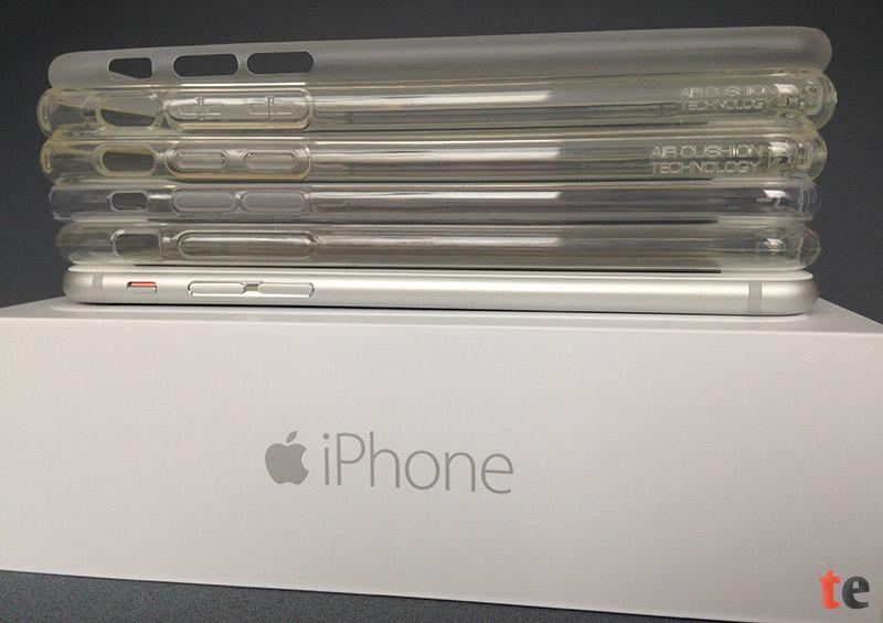 iPhone 6 / 6s Schutzhüllen Test-Übersicht