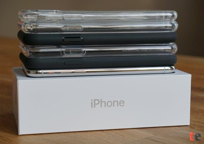 490ceb28217ad iPhone X Schutzhüllen im Test › TechnikEmpfehlung.de