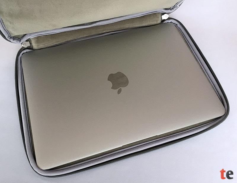 8f4e9cb8661b6 ... MacBook 12-Zoll Inateck Case Sleeve bietet eine optimale Passform ...