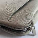 MacBook 12-Zoll Inateck Case Sleeve Spritzwasser-Test