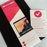 MacBook 12-Zoll Snugg Kunstledertasche mit lebenslanger Garantie