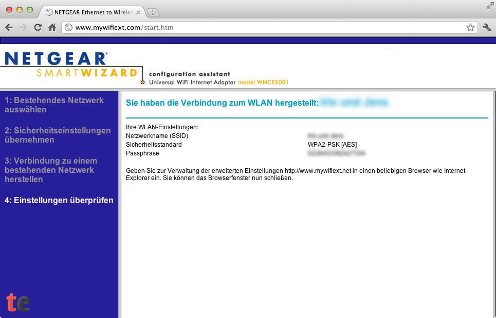 Netgear WNCE2001 Universal WLAN Internet Adapter im Test ...