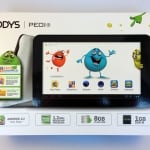 Odys Pedi Plus Kinder Tablet Verpackung von vorne