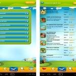 Odys Pedi Plus Kinder Tablet Look Mommy-App