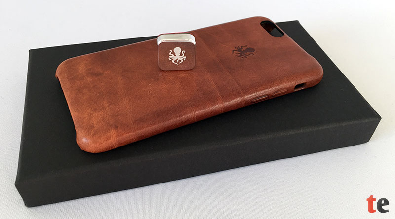 Nodus Shell Case mit Micro Dock Funktion