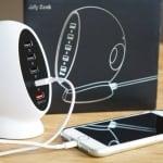 Multi-Port USB-Ladestation für Smartphones und Tablets