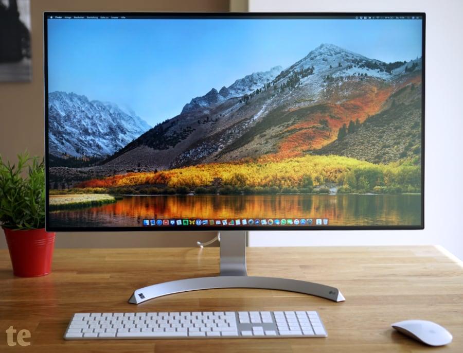 LG 32UD99-W 4K-Ultra-HD-Monitor mit HDR
