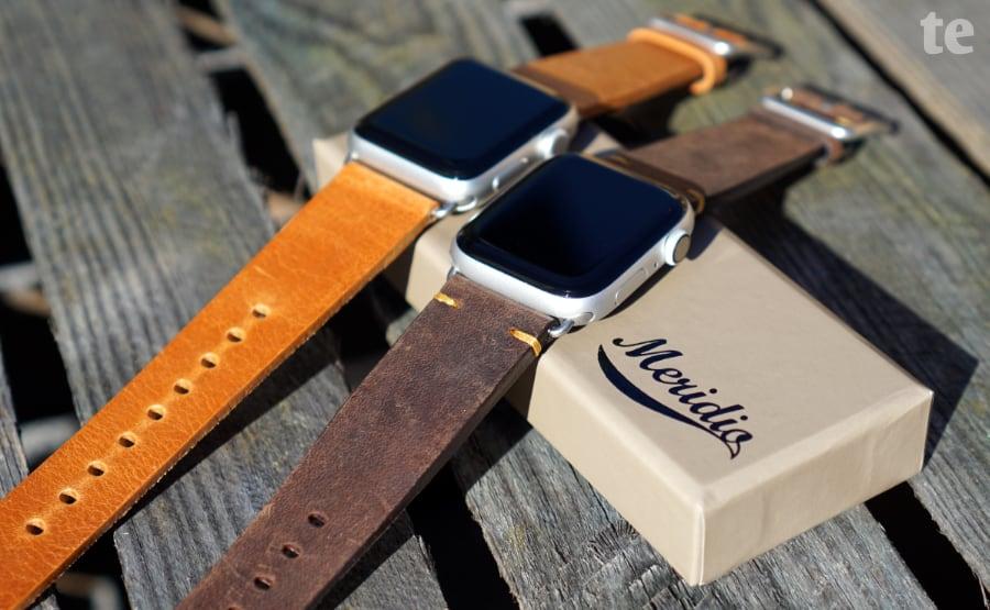 Apple Watch Lederarmband mit gutem Preis-Leistungs-Verhältnis