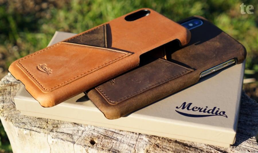 Meridio iPhone-Lederschutzhüllen im direkten Vergleich