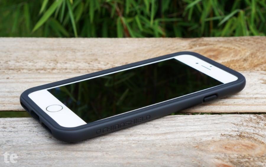 RhinoShield Bumper für das iPhone: der beste Kantenschutz
