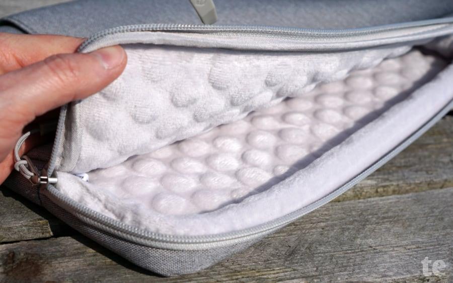 tomtoc Protection Sleeve-Tasche für das iPad Pro