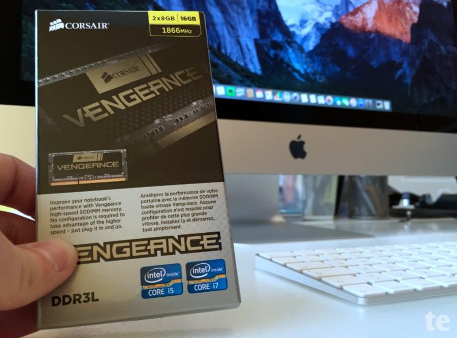 iMac Retina 5K RAM-Arbeitsspeicher Empfehlung