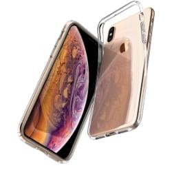 Spigen Liquid Crystal iPhone X Schutzhülle