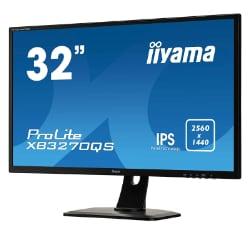 iiyama ProLite XB3270QS 32-Zoll WQHD-Monitor