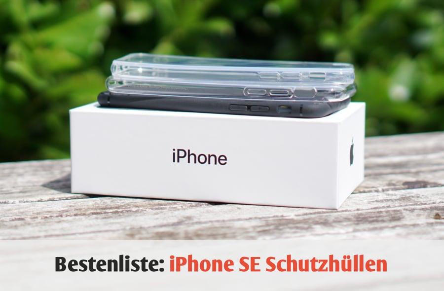 Bestenliste: iPhone SE 2020 Schutzhüllen