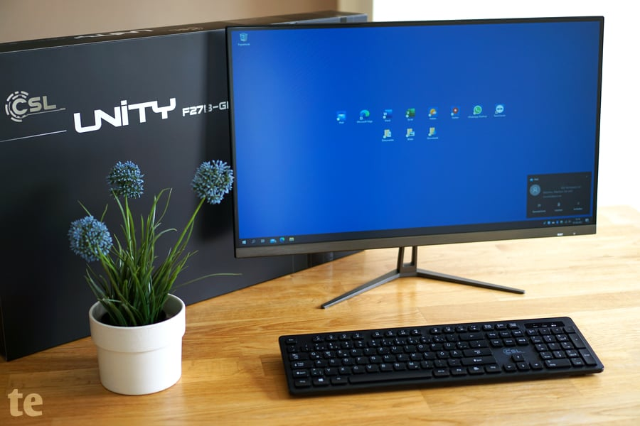 CSL Unity F27 All-In-One PC